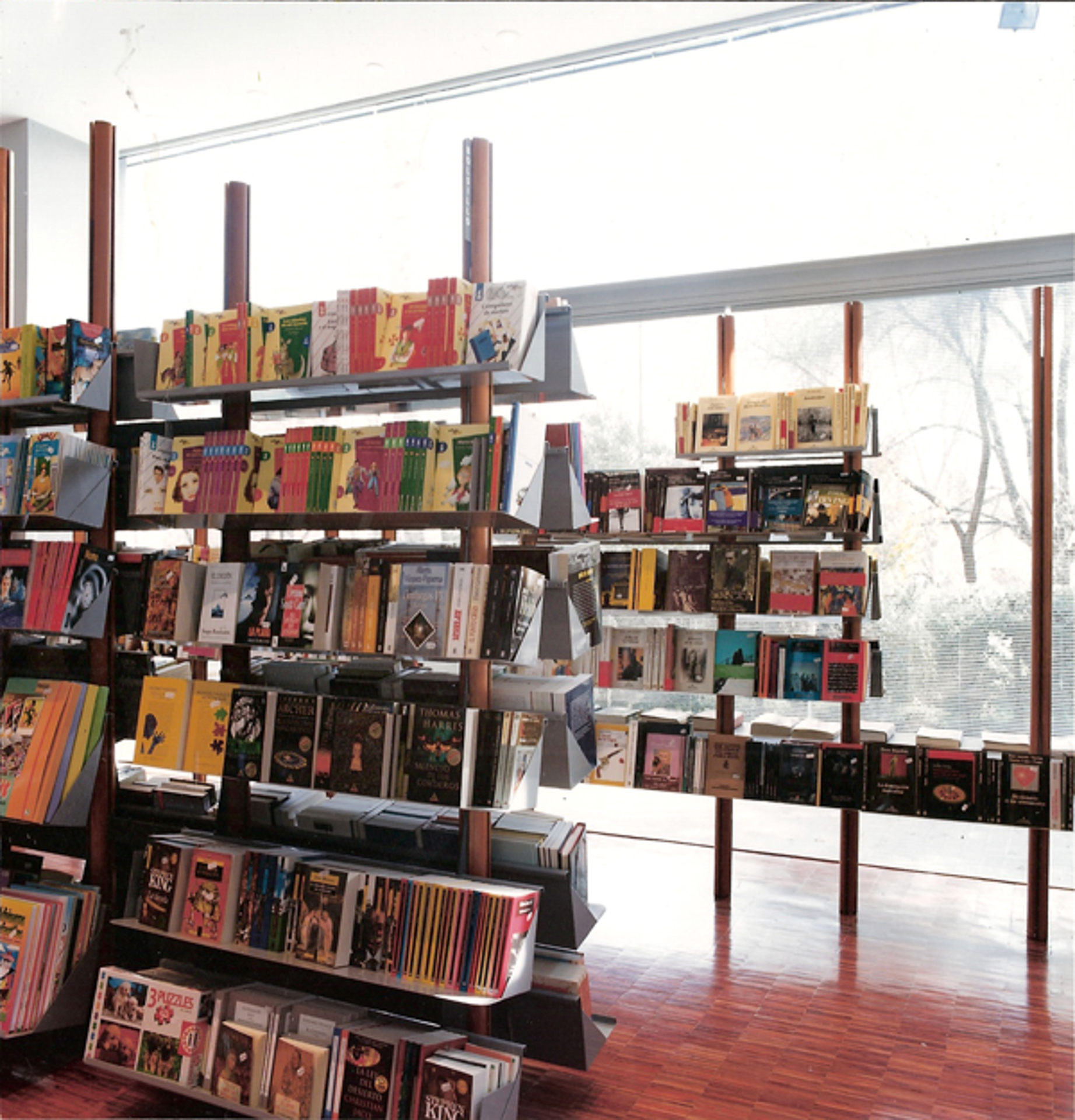 Libreria el bosque